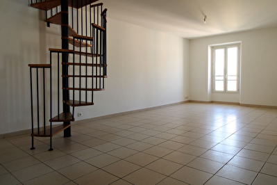 appartement de type 2 en duplex
