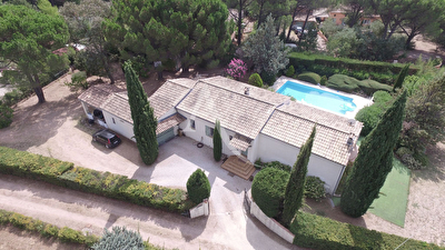 Vidauban Villa d'exception 136 m²